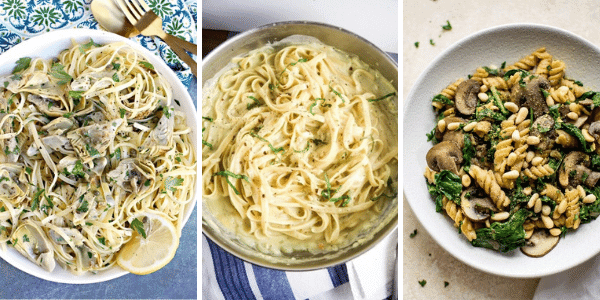 Vegan Pasta Recipes for Dinner