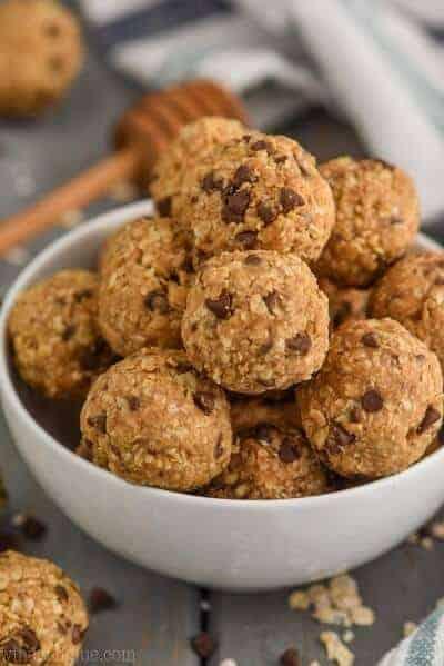 5 ingredient no bake energy bites