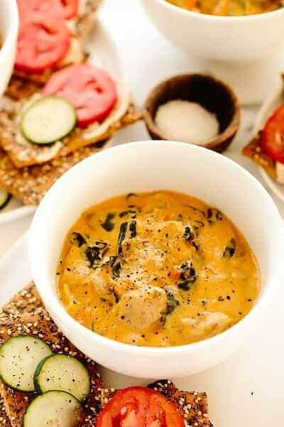 Creamy Jackfruit Stew