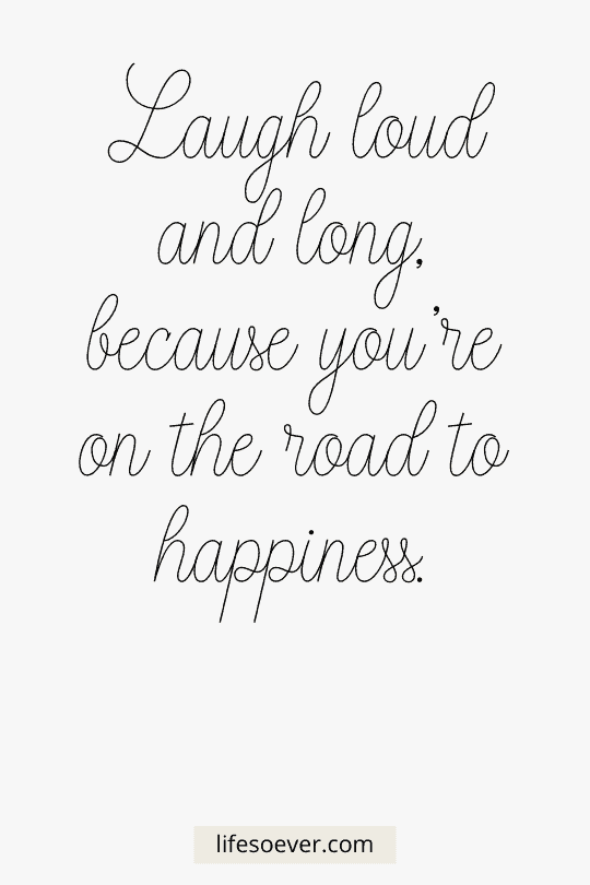 Short happiness quote