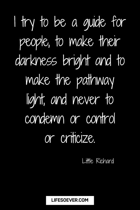 Little Richard Quote
