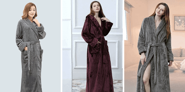 Long Robes For Women