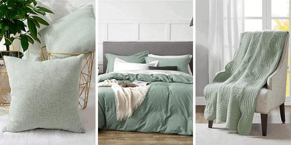 Sage Green Bedroom Decor Accessories