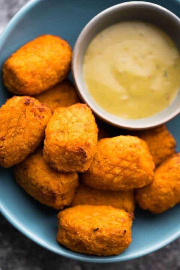Crispy Air Fryer Sweet Potato Tots