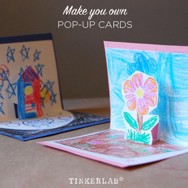 Creative DIY Pop Up Cards