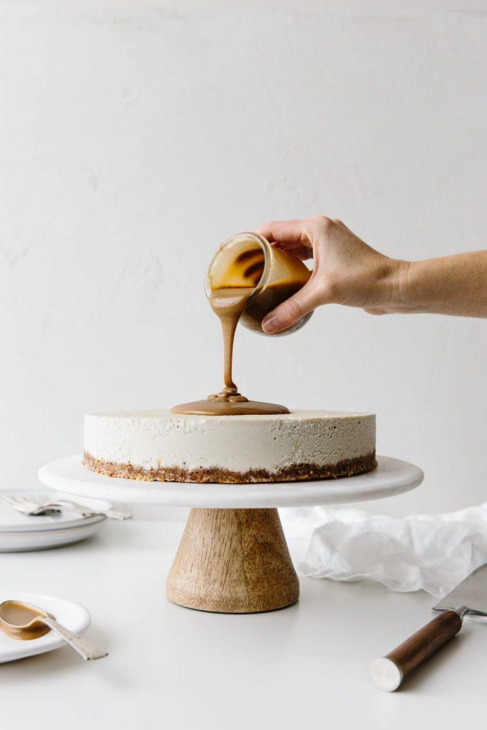 vegan cheesecake recipe