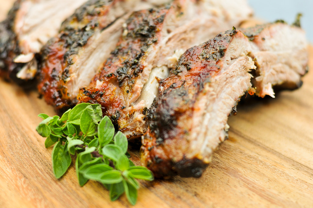 rotisserie air fryer recipes for ribs